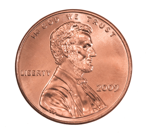 The bacteria fighting super element in every coin realclearscience - Incredible uses for copper pennies ...