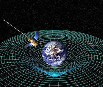 Spacetime Is Curved By Matter Realclearscience
