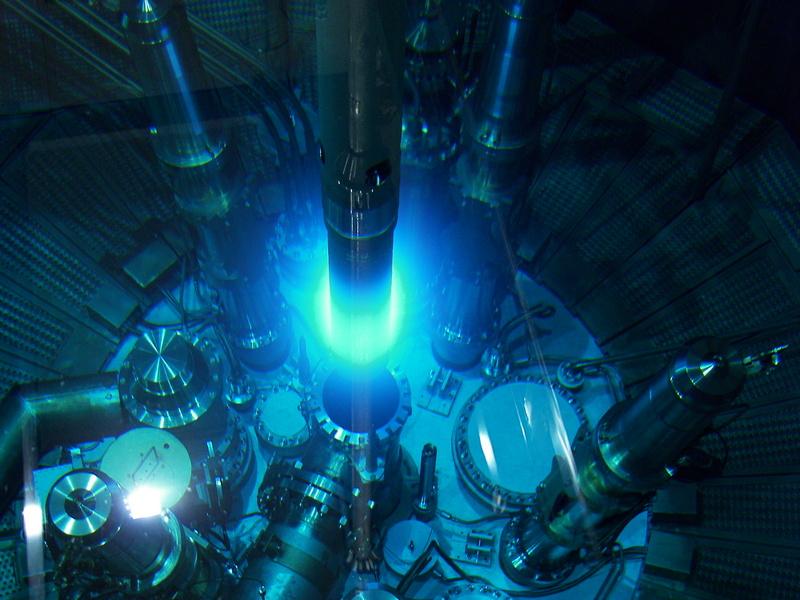 Advanced Test Reactor Core